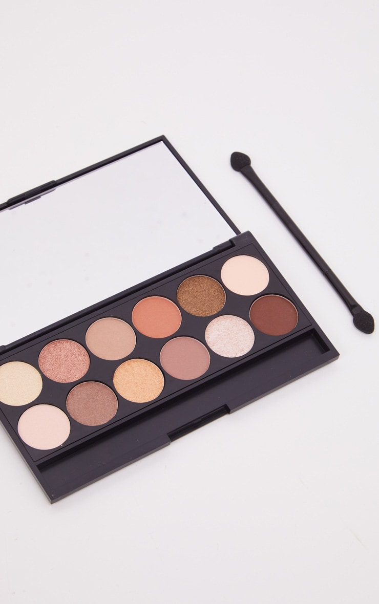 Sleek MakeUP iDivine Eyeshadow Palette A New Day 3
