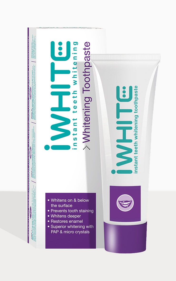 iWhite Instant Teeth Whitening Toothpaste  1