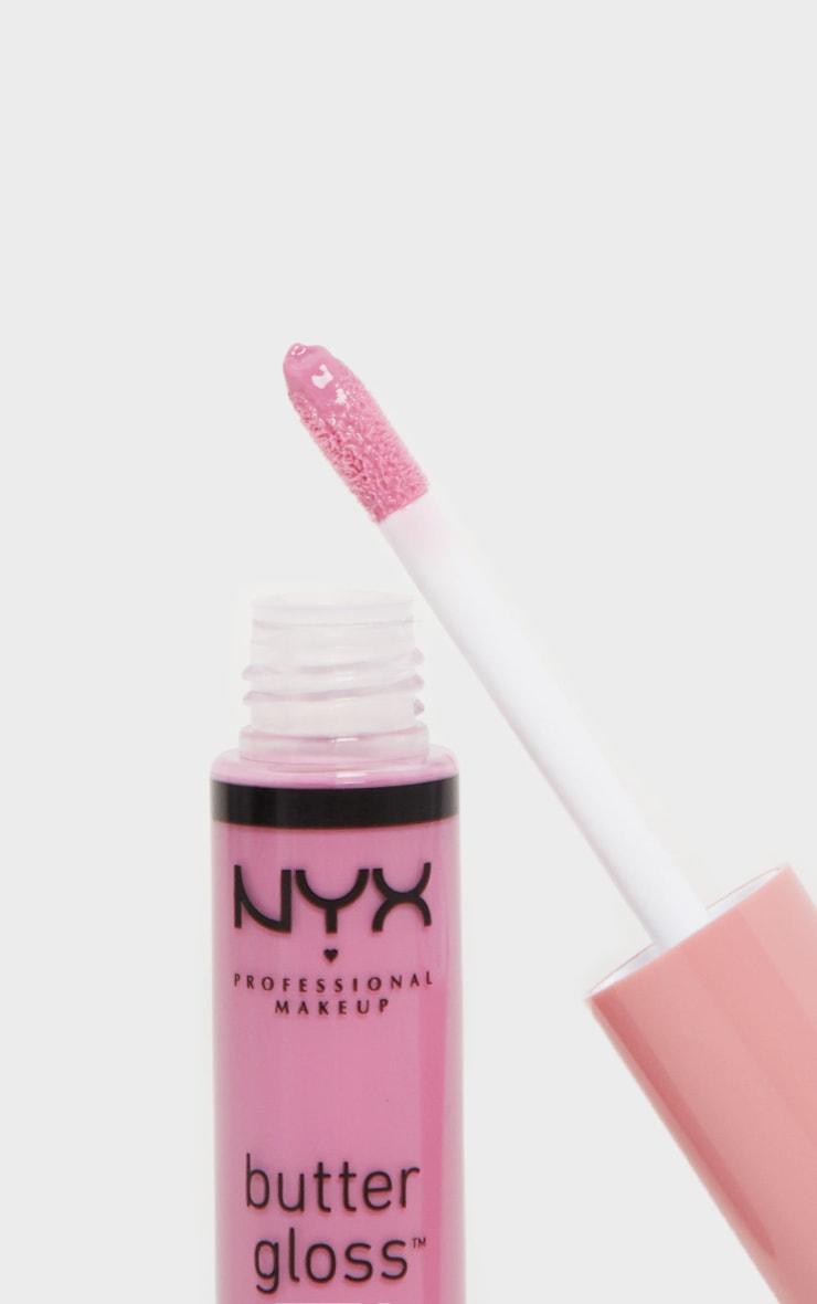 NYX Professional Makeup Butter Gloss Eclair 3