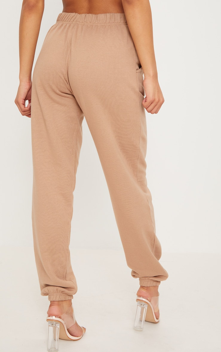 Taupe Casual Jogger 4