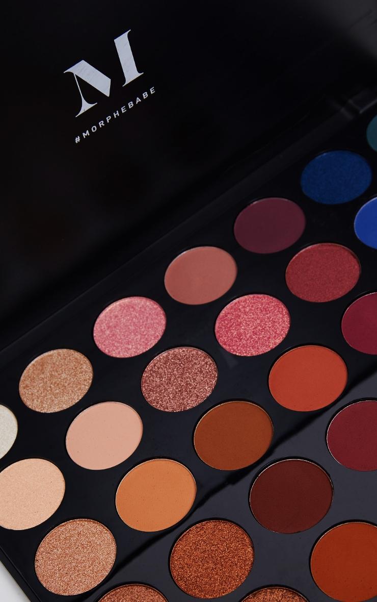 Morphe 35V Stunning Vibes Artistry Palette 2