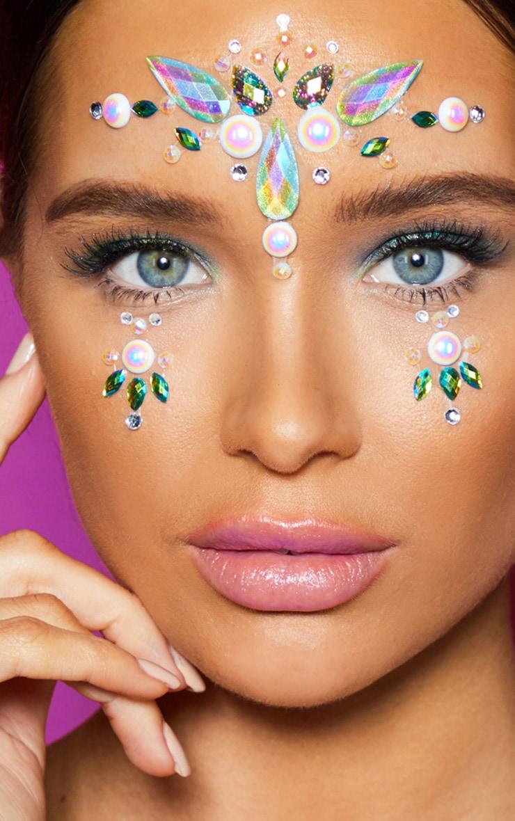 Go Get Glitter Under The Sea Face Jewel 1