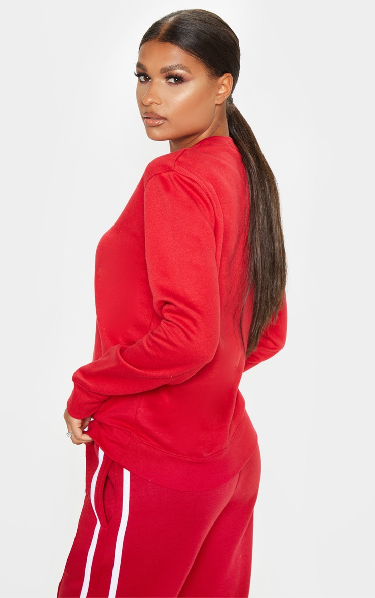 Red Ultimate Sweater 2