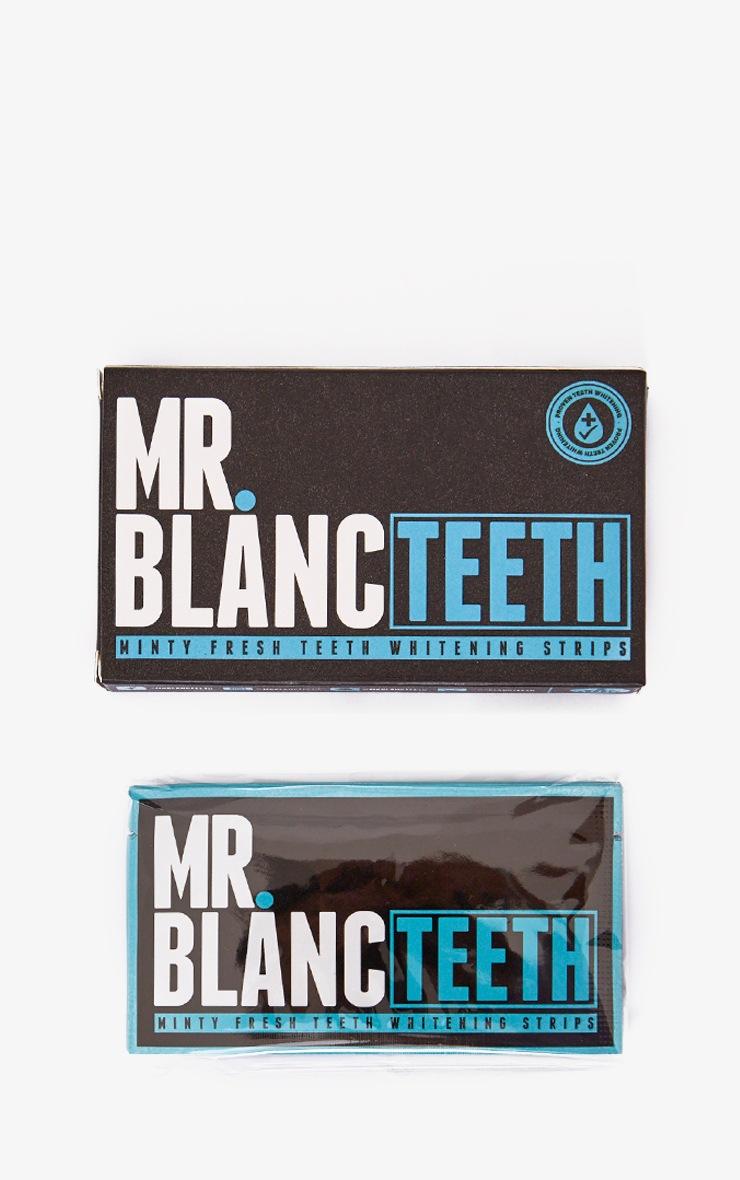 Mr.Blanc Teeth Whitening Strips - 2 Week Supply 1