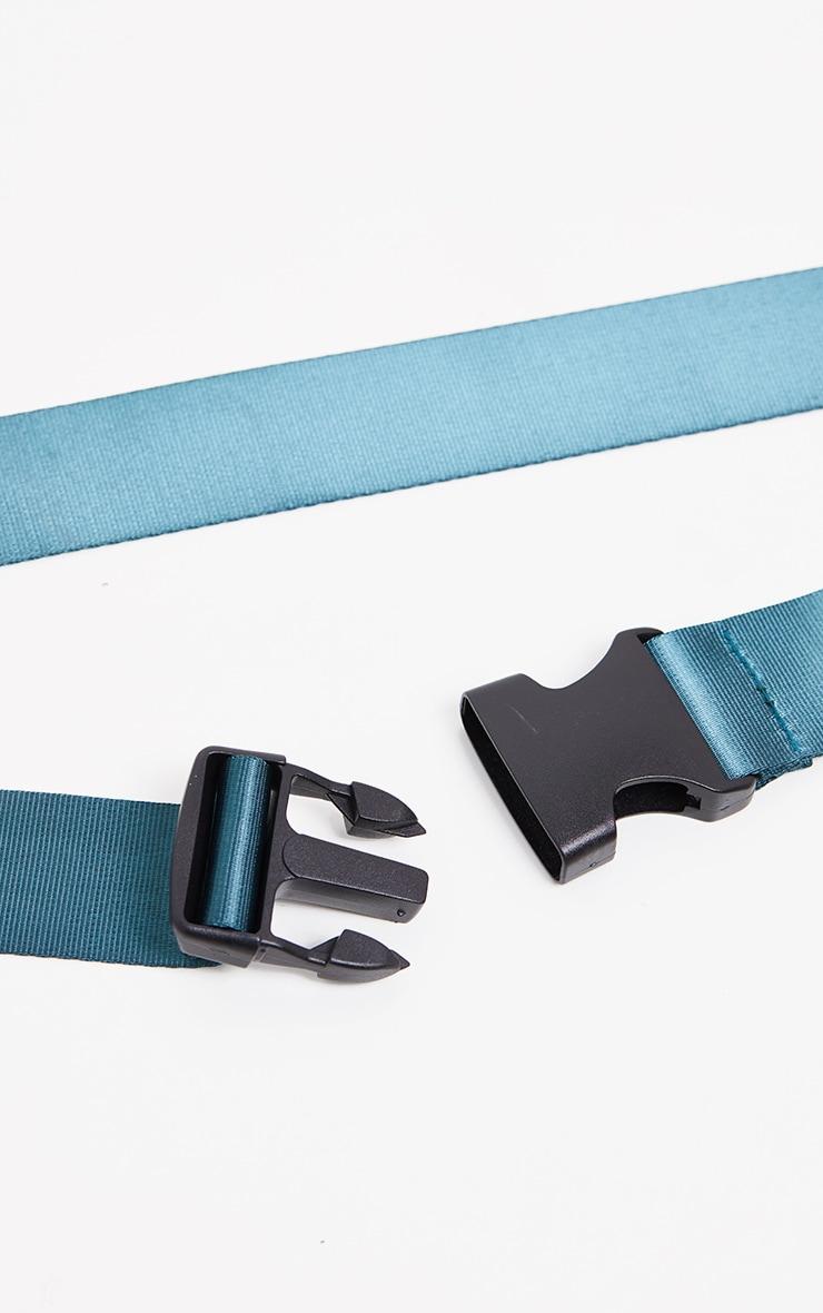 Plus Lead Grey Tape Belt 4