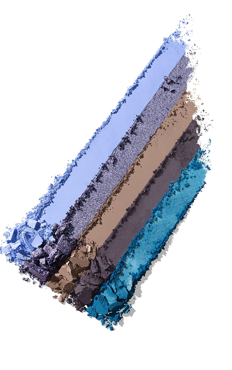 Morphe 18a Blue Ya Away Artistry Eyeshadow Palette 3