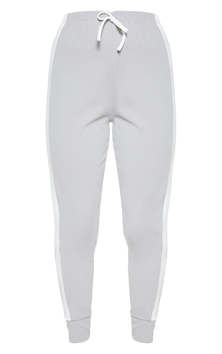 Grey Side Stripe Detail Jogger 3