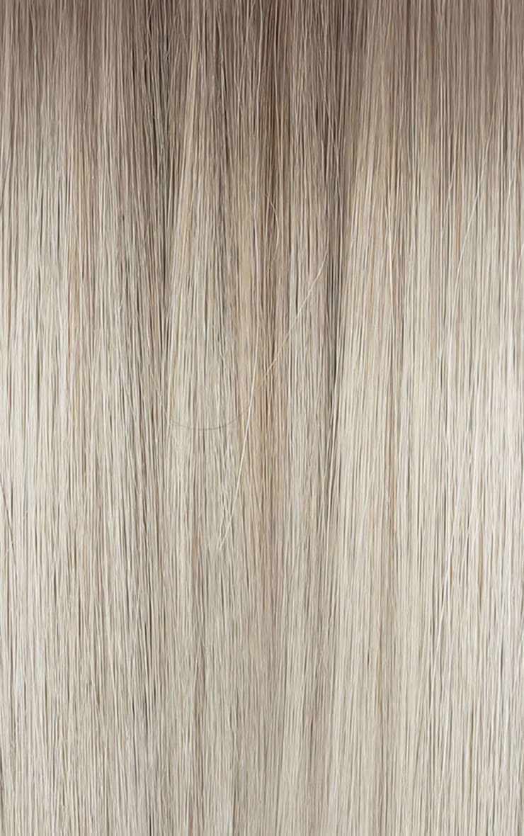 Beauty Works Double Hair Set Weft 18 Inch Scandinavian Blonde 50 Grams 2