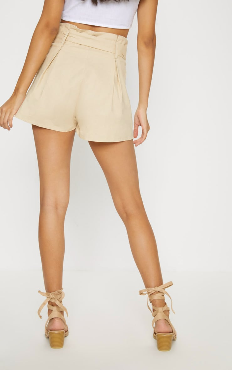 Stone Belted Short   4