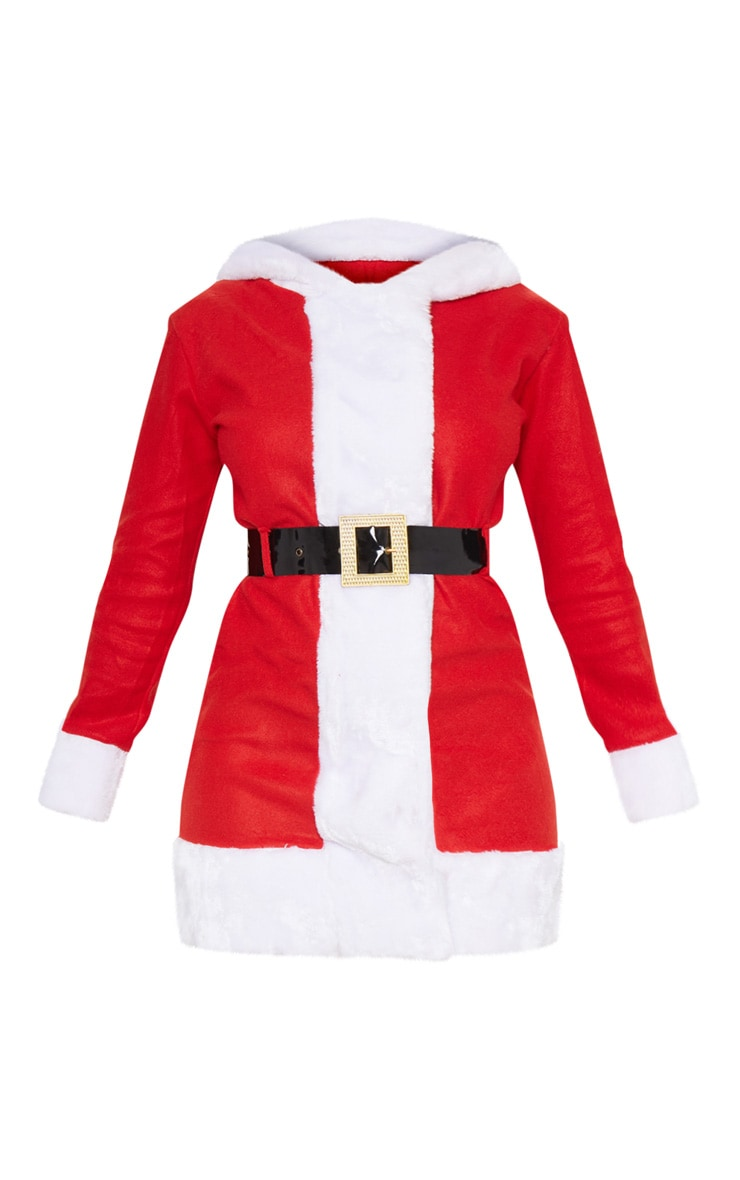 Mrs Santa Clause Outfit 3