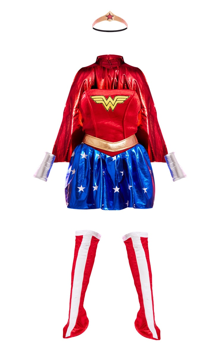 Multi Wonder Woman Costume 3