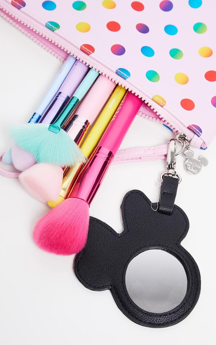 Spectrum X Disney Minnie Polka dot 8 piece Brush set 5