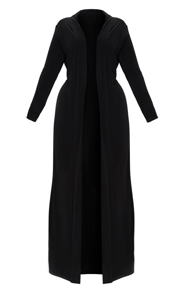PLT Plus - Longue veste noire 3