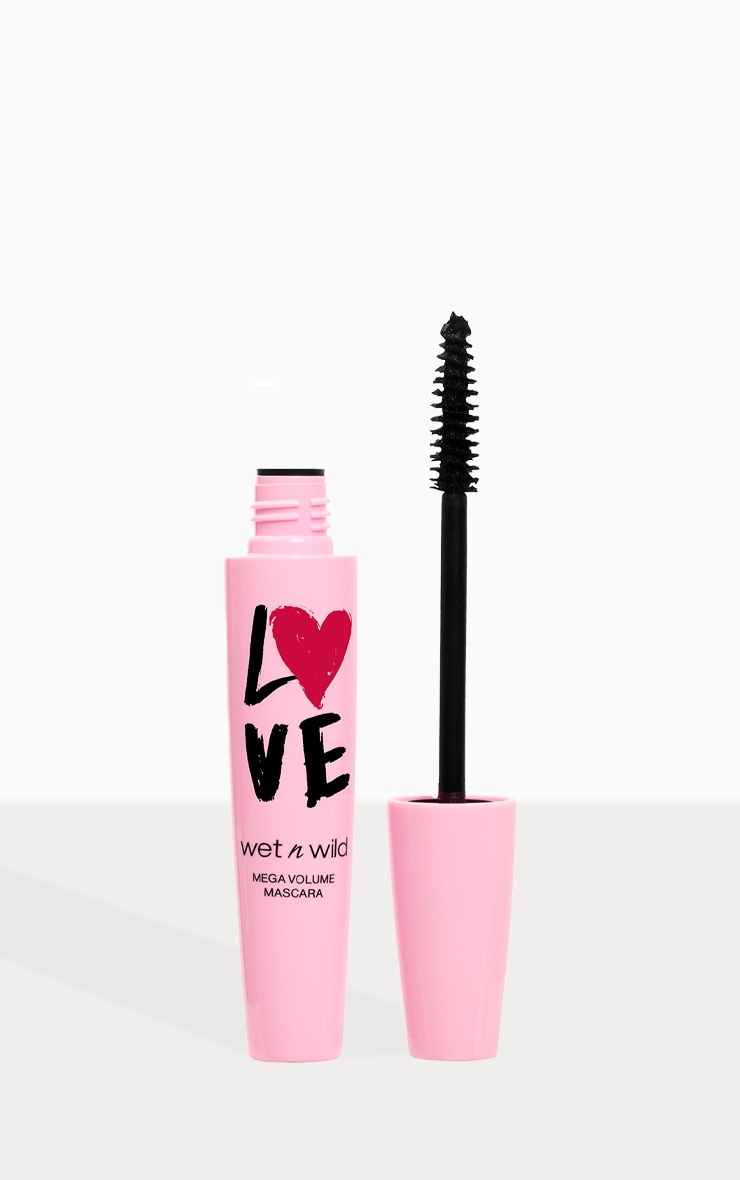Wet N Wild Mega Volume Mascara Black 2