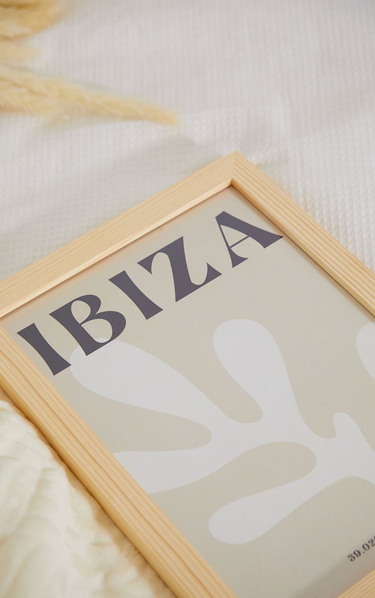 Ibiza Print A4 2
