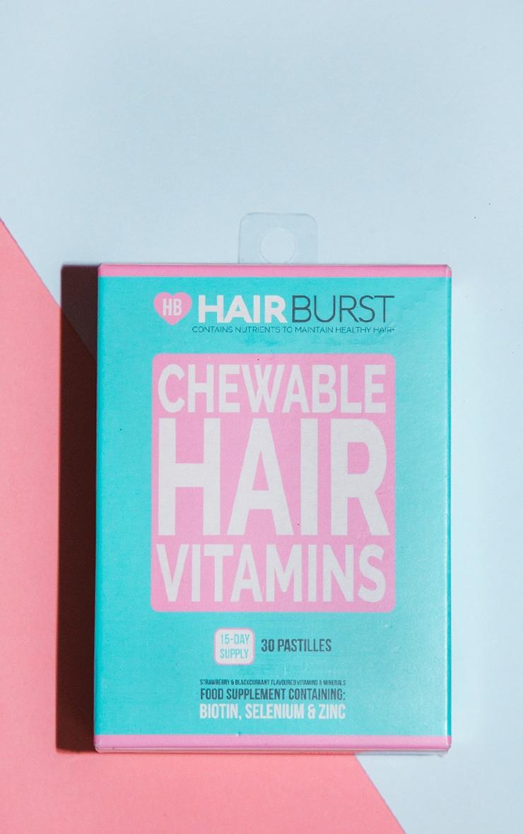 Hairburst Chewable Hair Vitamins 15 Day Supply 2