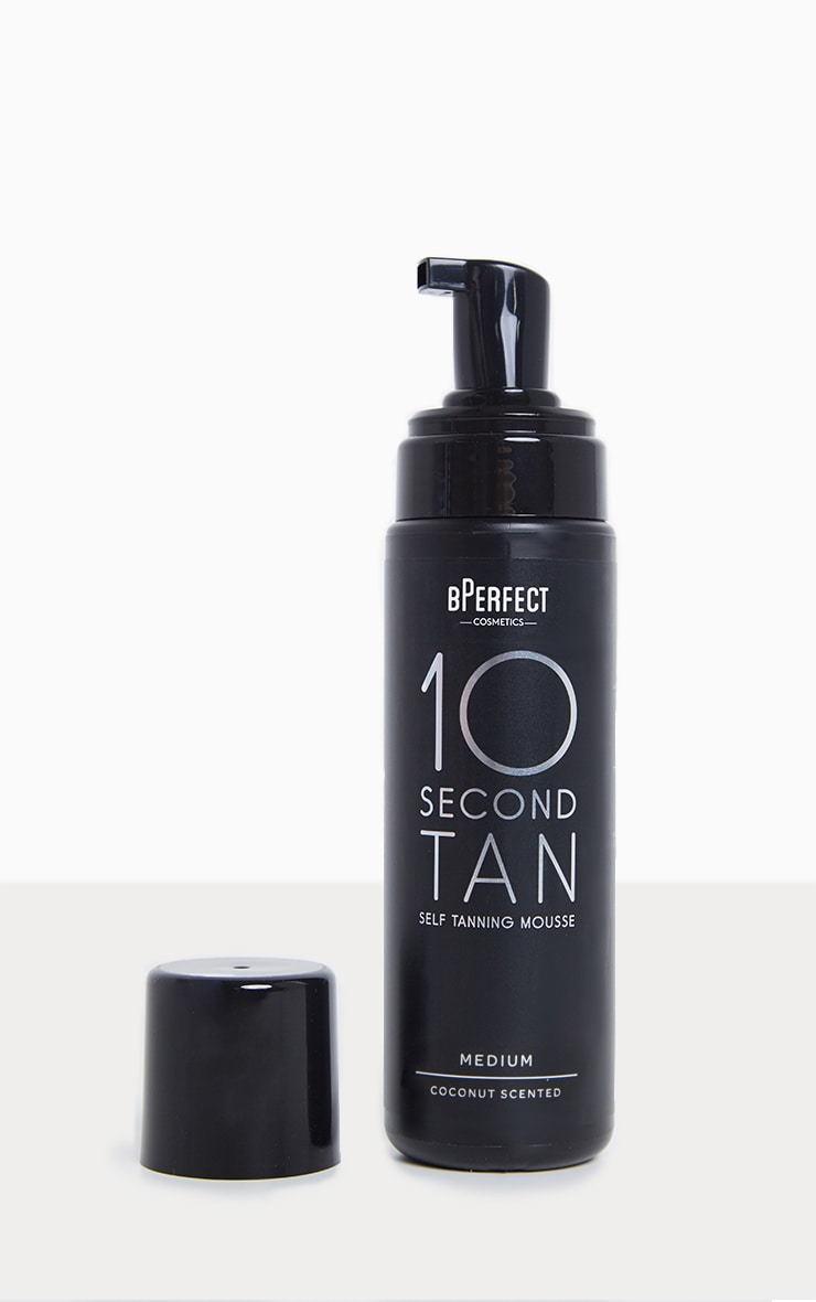BPerfect 10 Second Tan Medium Coconut Mousse 1