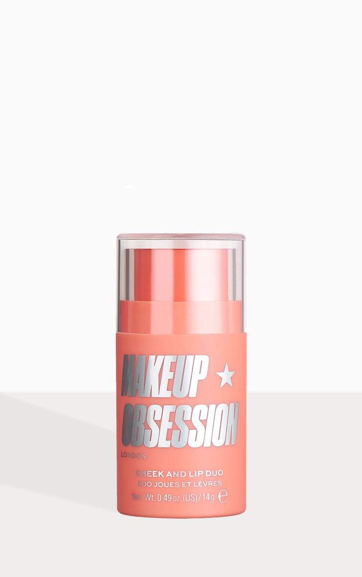 Makeup Obsession Cheek & Lip Tint No.1 Crush 1