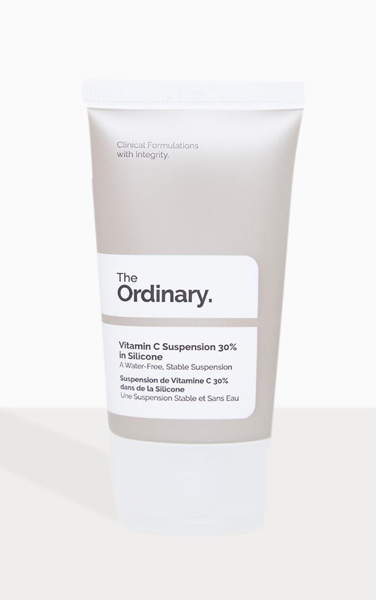 The Ordinary Vitamin C Suspension 30% in Silicone 1