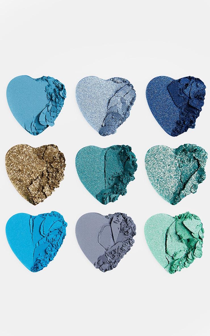 I Heart Revolution Heartbreakers Eyeshadow Palette Daydream 3