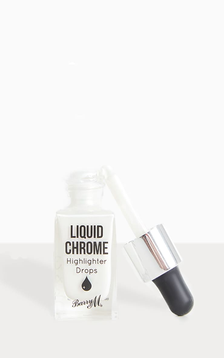 Barry M Liquid Chrome Highlighter - Precious Pearl 2
