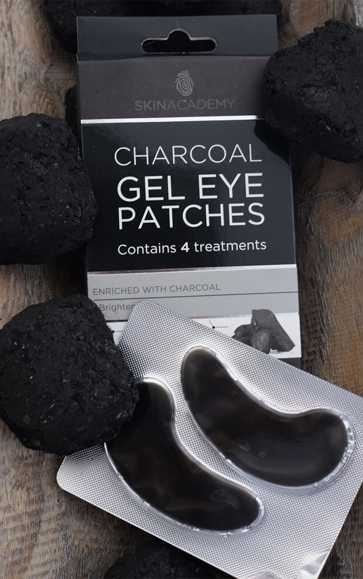 Charcoal Gel Eye Patches 1