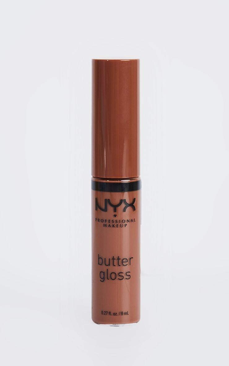 NYX Professional - Gloss à lèvres Butter Gloss - Cinnamon Roll 4
