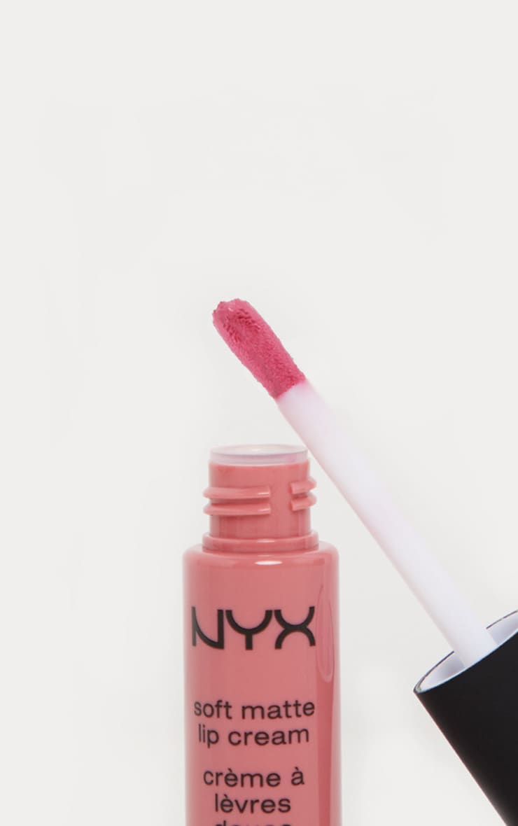 Nyx Professional Soft Matte Lip Cream Milan ...