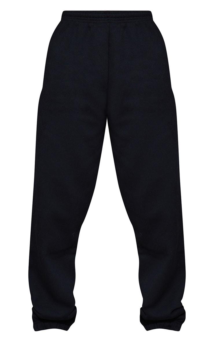 Black Casual Jogger 5