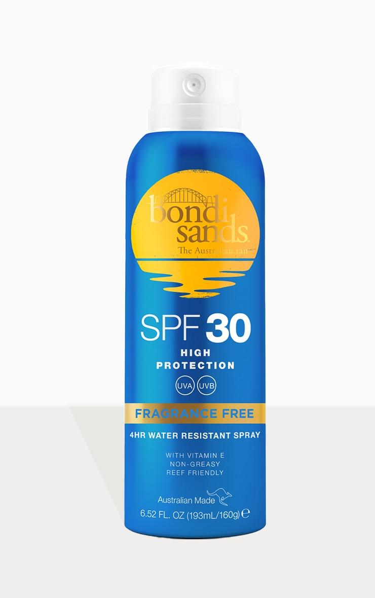 Bondi Sands SPF 30 Aerosol Mist Spray Fragrance Free 160g 2