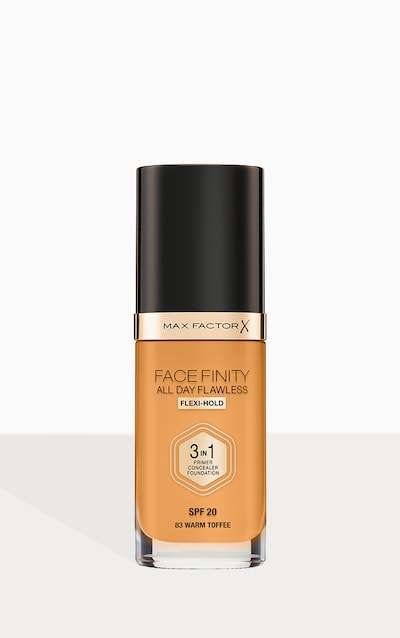 Max Factor Facefinity All Day Flawless Foundation Warm Toffee