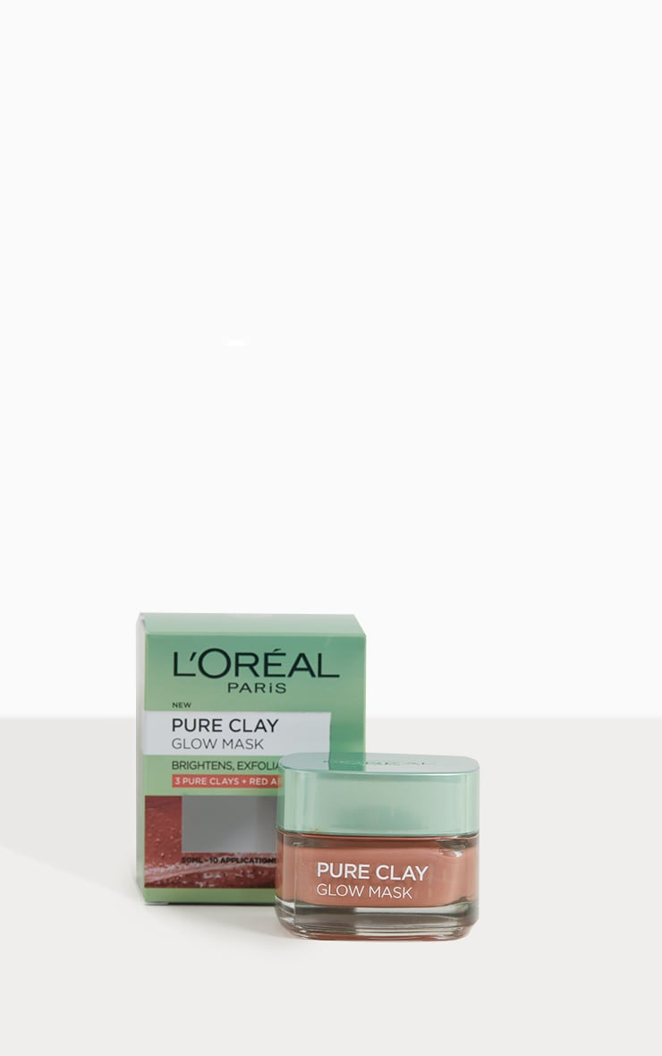 L'Oréal Paris Pure Clay Glow Mask 2