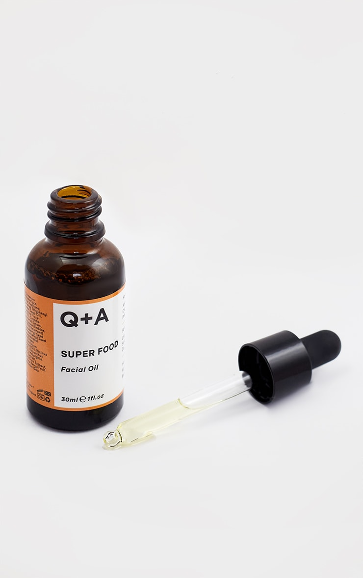 Q+A Super Food Facial Oil 30ml 4