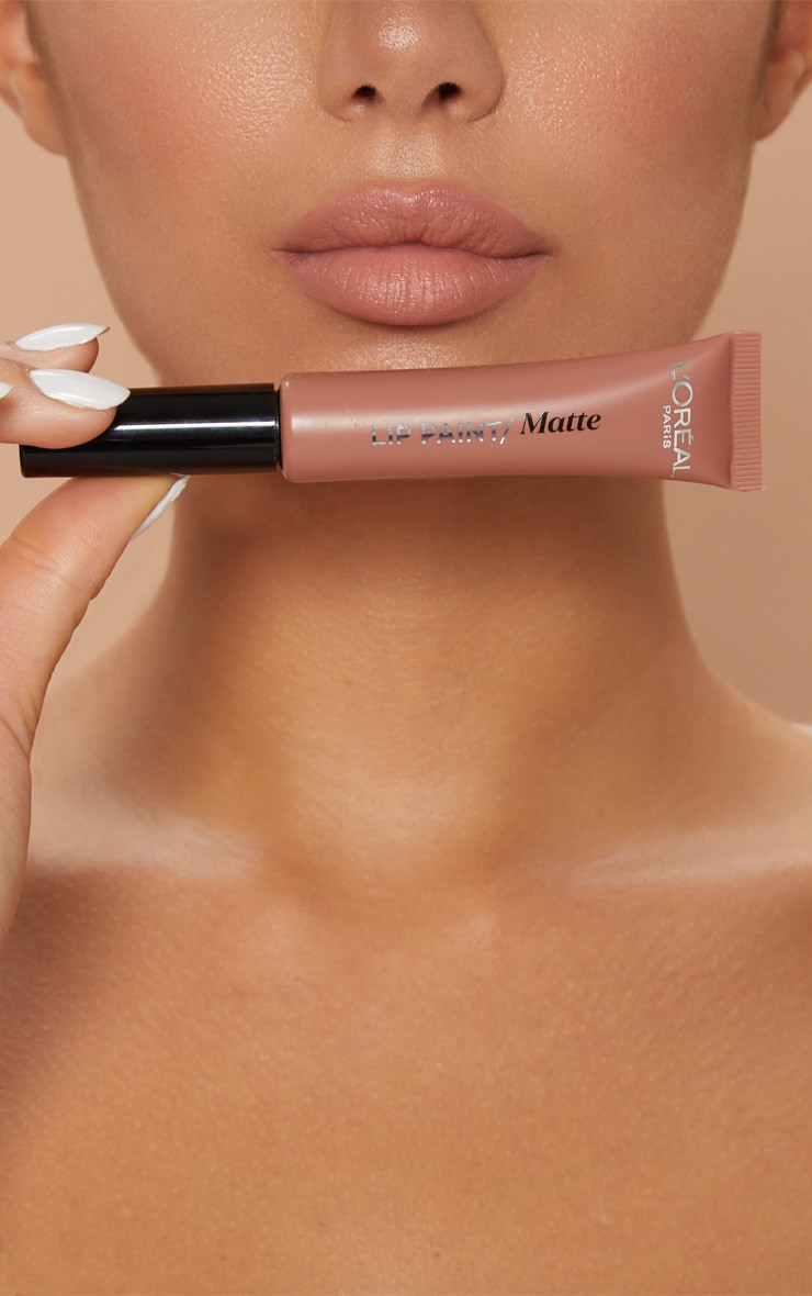 L'Oréal Paris Infallible Nudist Matte Lip Paint 210 Dead Lips 1