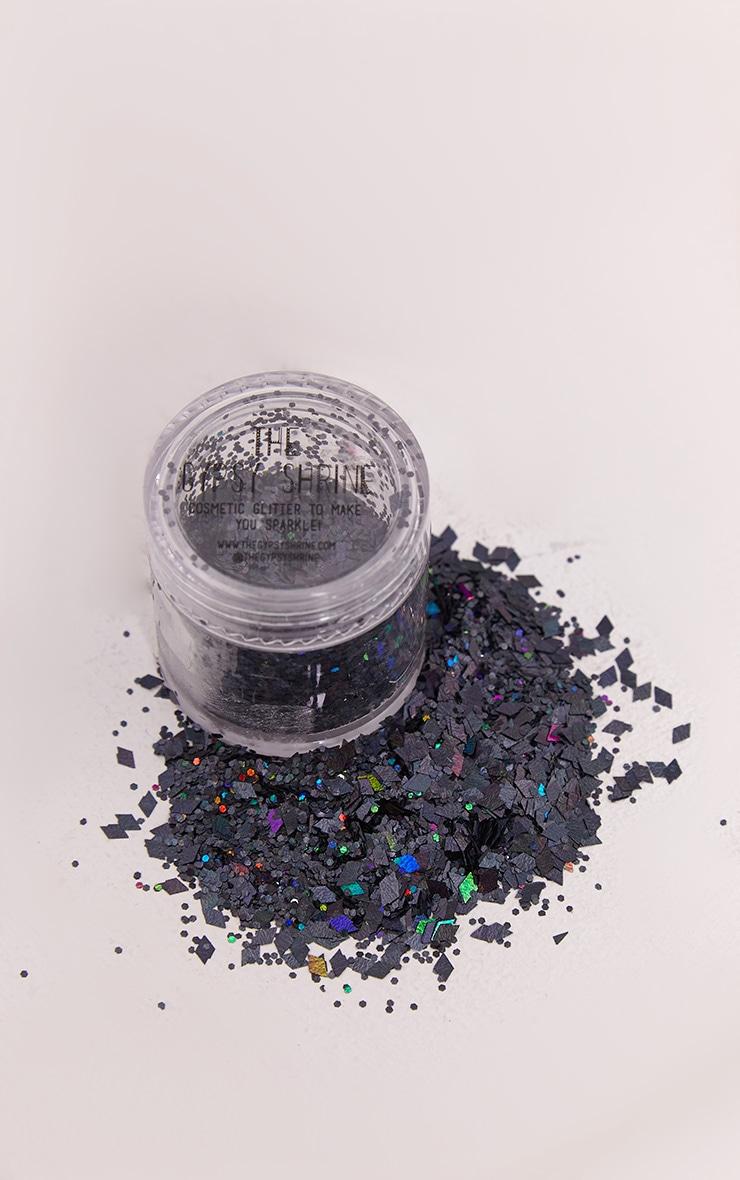The Gypsy Shrine Black Zombie Devil Glitter Pot 1