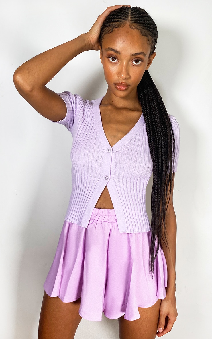 Lilac Floaty Short 1