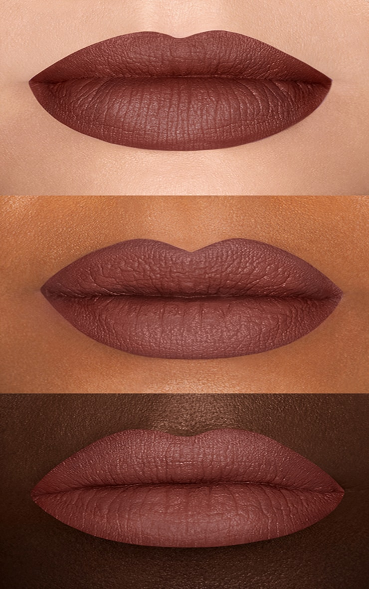 NYX Professional Makeup Powder Puff Lippie Lip Cream Cool Intentions 6