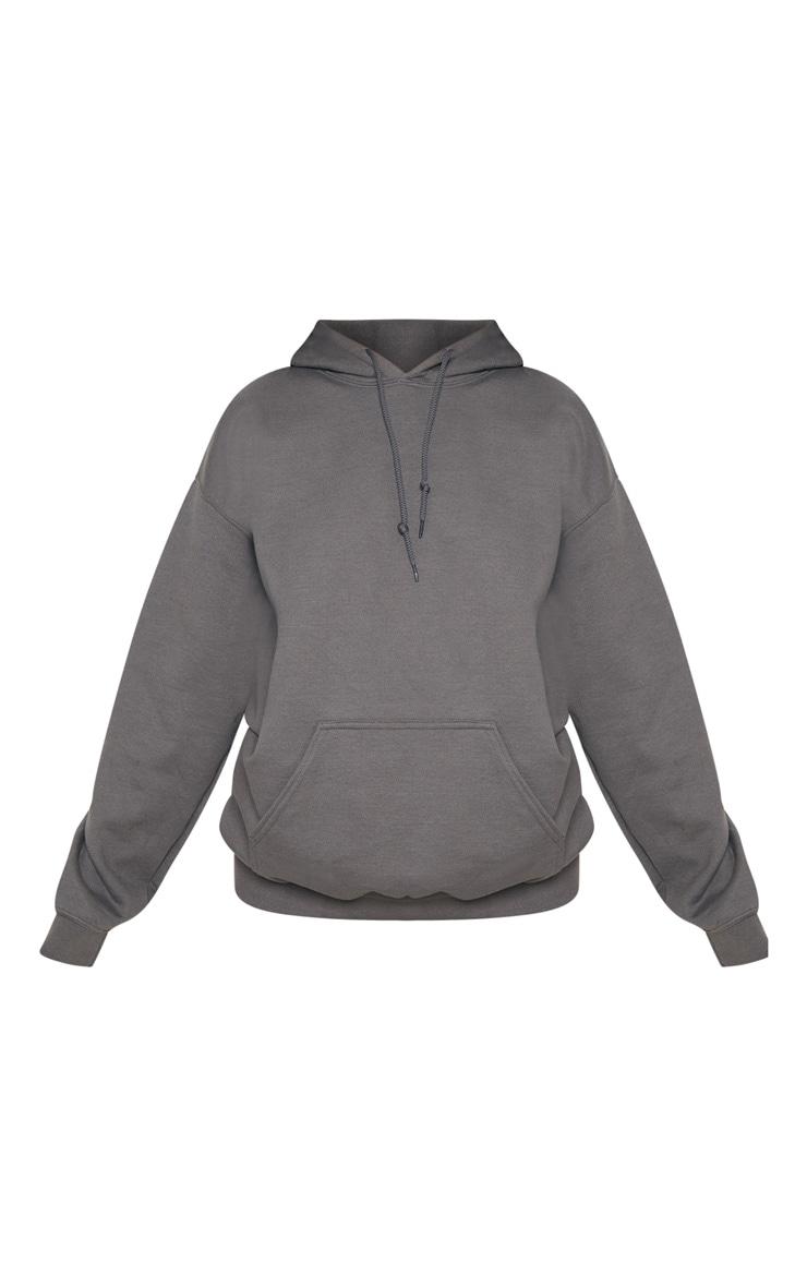 Charcoal Oversized Ultimate Hoodie 3