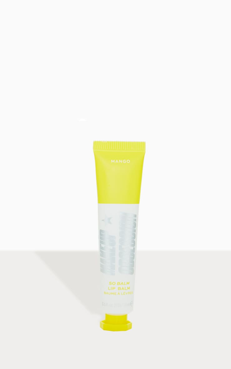 Makeup Obsession So Balm Lip Balm Mango 1