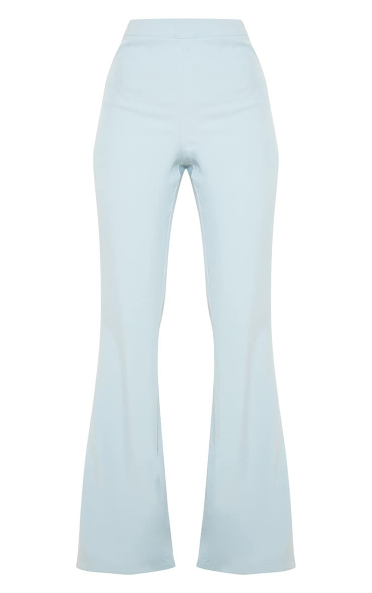 Mint Wide Legged Suit Trouser  3