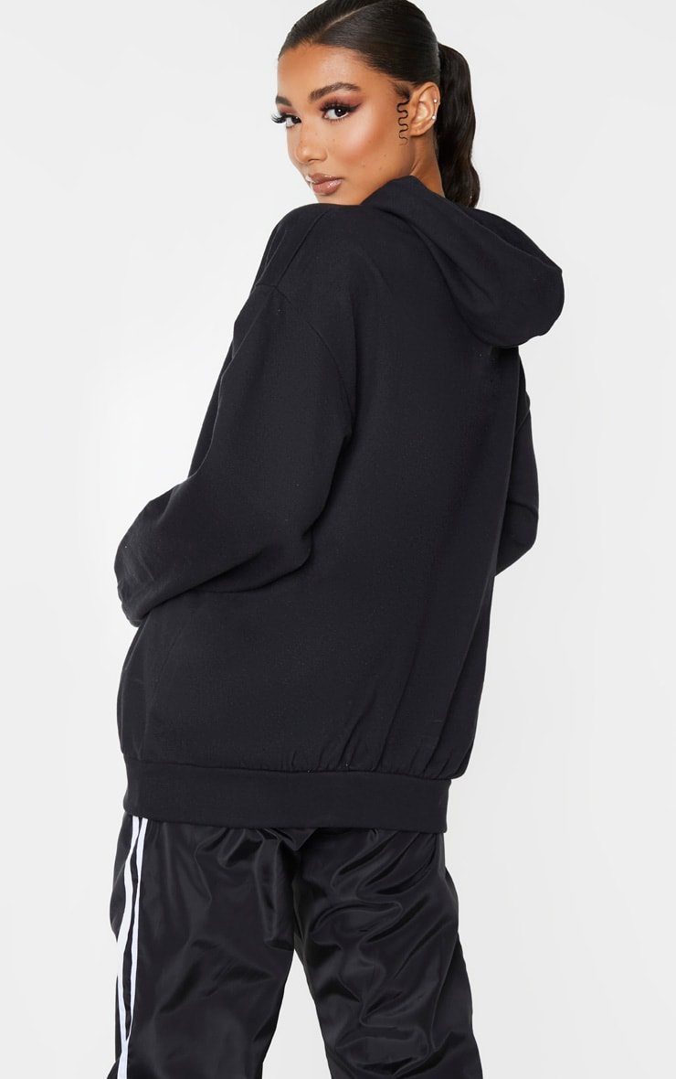PRETTYLITTLETHING Black The Official 2020 Hoodie 2