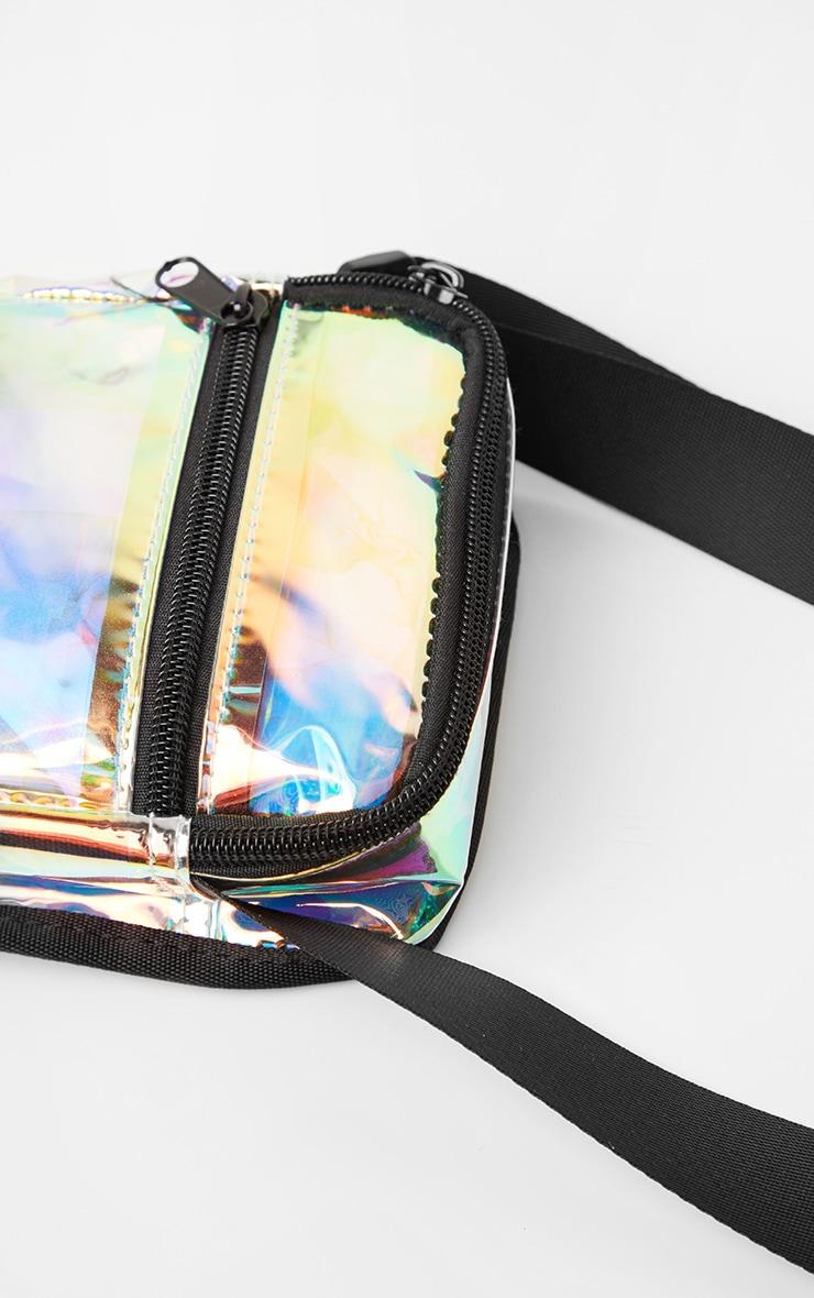 Iridescent Cross Body Bag 4