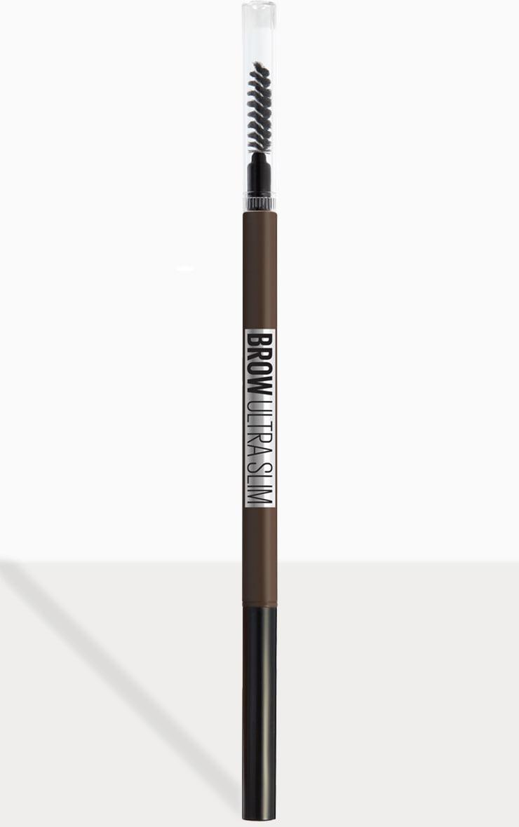 Maybelline Brow Ultra Slim Defining Fuller Brows Pencil 06 Black Brown 1