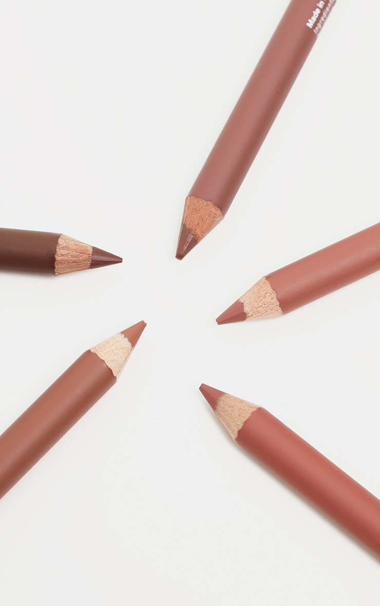 Peaches & Cream Hold The Line 5 Pack Lip Liners 4