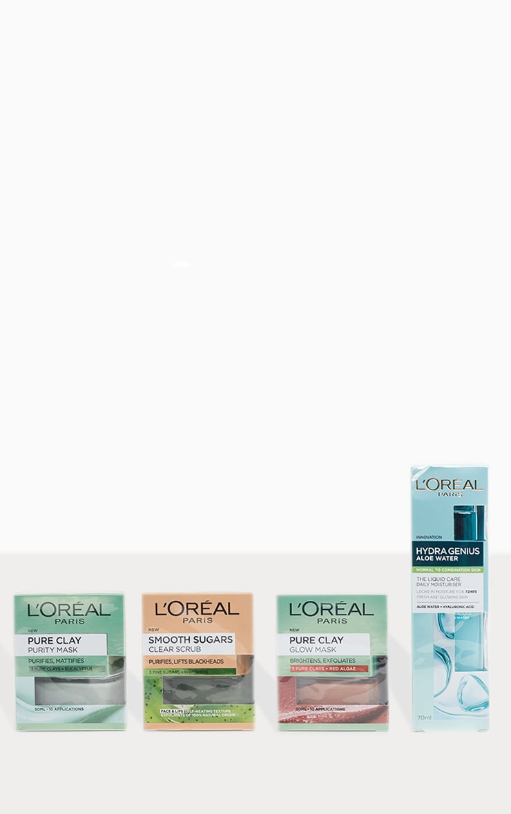 L Oreal Girls Night In Pamper Skincare Christmas Kit