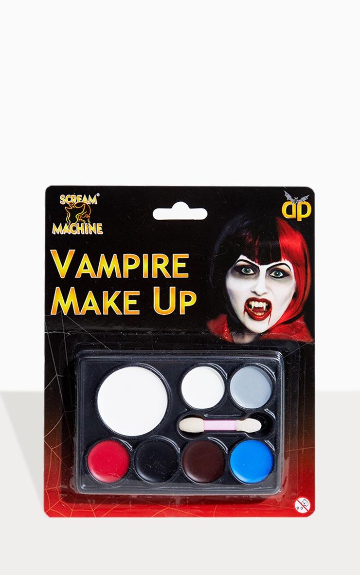 Halloween Vampire Multi Pallete Makeup