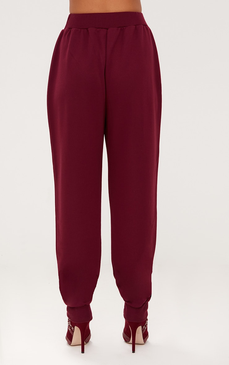 Maroon Ultimate Sweat Joggers 4