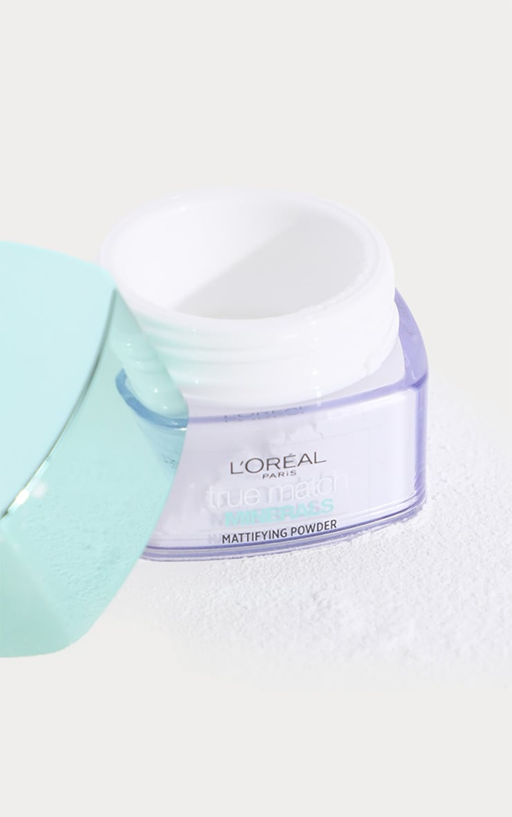 L'Oreal Paris True Match Mineral Finishing Powder 2