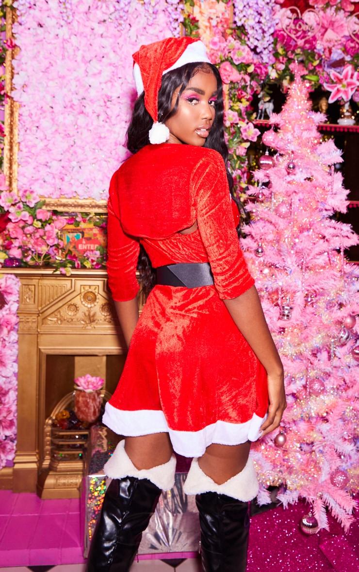 Red Sexy Premium Mrs Santa 2