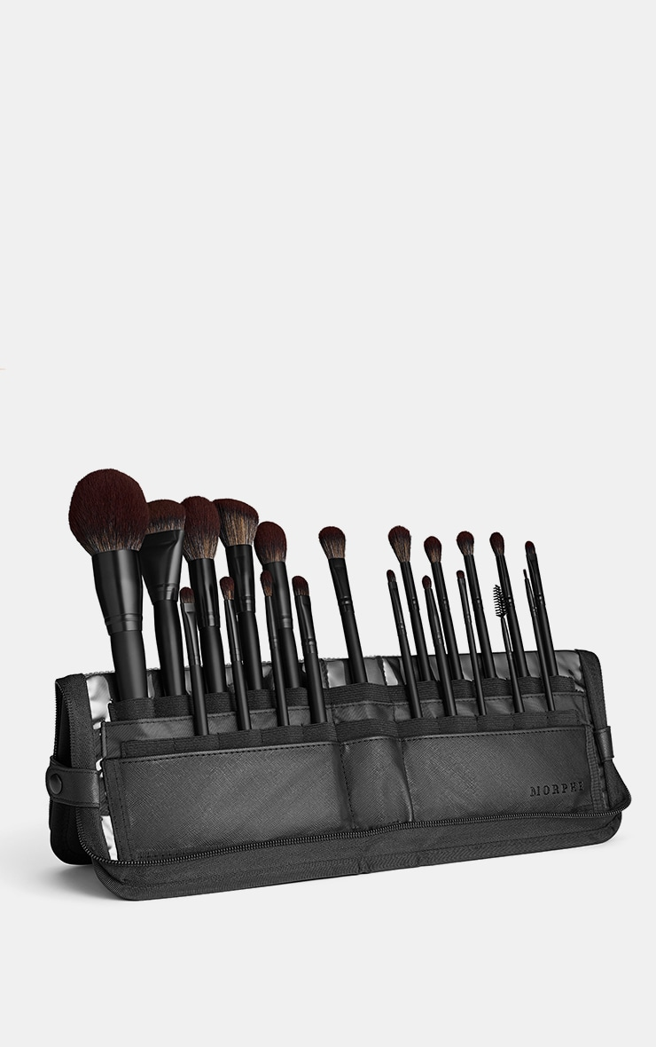Morphe MUA Life 20 Piece Brush Collection with Case